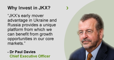 Why Invest in JKX